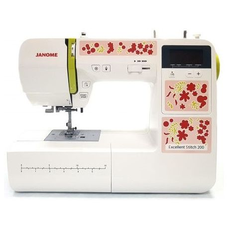 JANOME Excellent Stitch 200